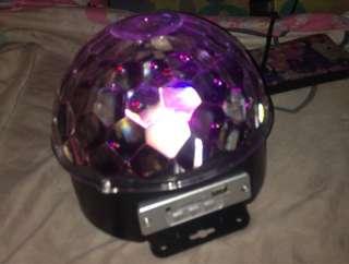 Magic ball light with usb
