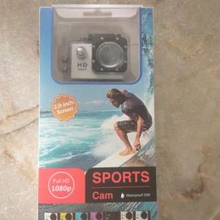 Action camera (NEW)