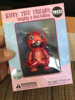 Brand New Happy Tree Friends Trexi Collectible Figure