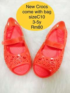 CROCS FOR GIRL(kIDs)
