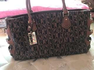 Tas Bonia Preloved Bag Monochrome