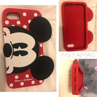 Cathe Kidston迪士尼米妮手機殼 全新iPhone7.8適用 超可愛❤國外代購買回