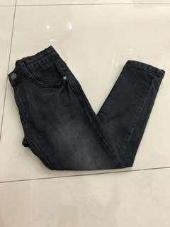 Seed Boy Black Jeans (4-5 years)