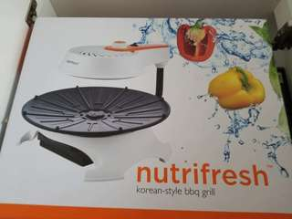 nutrifresh 韓燒爐