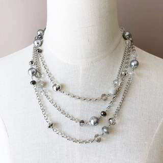 Maurices Multi Wear Beads Necklace