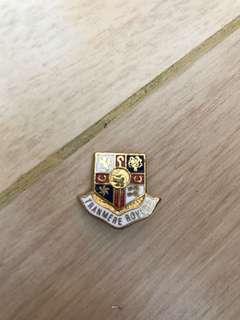 世界巡迴紀念襟章系列 英國著名球隊