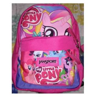 Jansport My little Pony Superbreak withsidepocket Medium