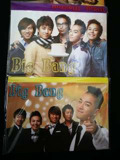 Big Bang Foldable Notepad
