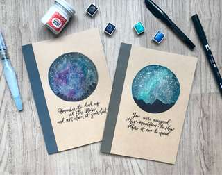 Custom galaxy notebooks