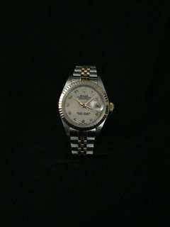 Rolex Oyster Perpetual Datejust 79173 Yellow Rolesor