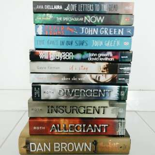 Young Adult YA Books