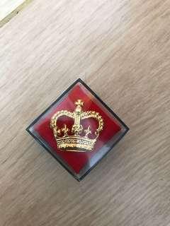 世界巡迴紀念襟章系列 英國