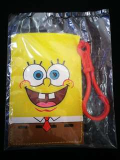 SpongeBob Bag Tag