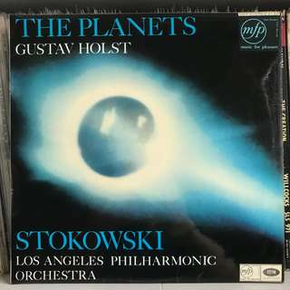 Holst The Planets Stokowski EMI 2134