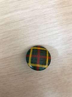 世界巡迴紀念襟章系列 英國蘇格蘭