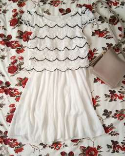 White Dress for sale!