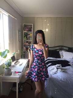 H&M cupcake dress