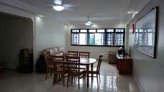 2 x common rental @ Blk 155 Gangsa Road