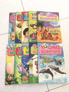 Young Scientist Level 3 (101-110)