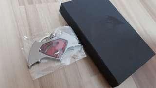 Batman vs Superman Limited Edition Keychain