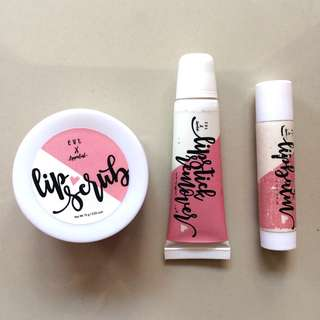 Lip Remedies by Lippie Lust and Evete Natural Cosmetics