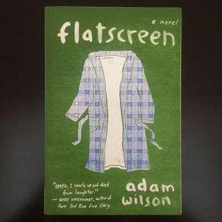 Flatscreen by Adam Wilson