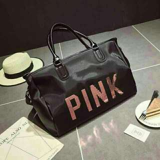 SALE!  Pink 2ways Travel Bag