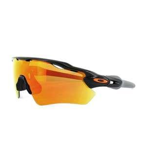 Authentic Brand New in Box Oakley-Sunglasses-Radar-EV-Path-OO9208-19-Polished-Black-Fire-Iridium