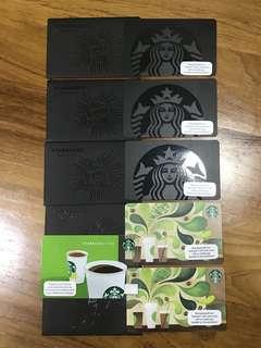 Starbucks RM380 credit
