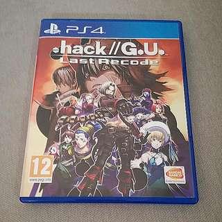PS4 Hack G.U