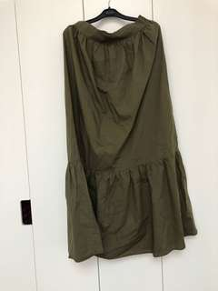 FV basics long skirt
