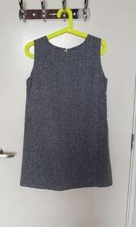 🆕 Simple Grey Dress