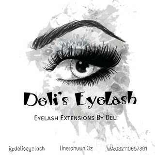 Deli's EyeLash Extension
