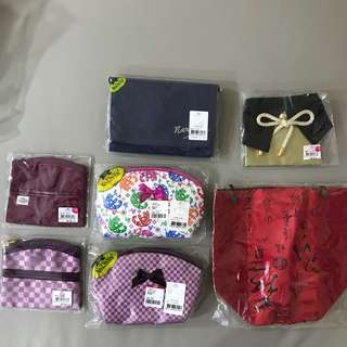 NaRaYa bags and pouches