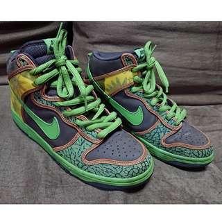 REPRICED Nike Dunk High SB 'De La Soul' Shoes (1st version)