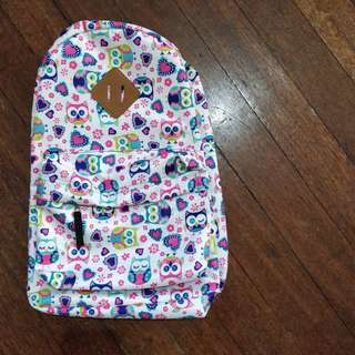 Printed Backpack (Free shipping)