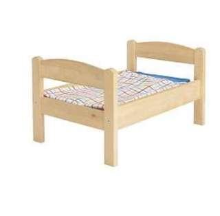 IKEA Duktig Doll Bed