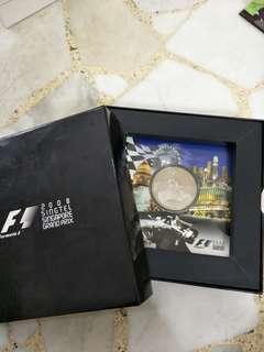 2008 Grand Prix Coin
