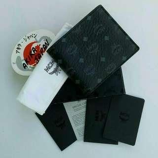 MCM Wallet Black Edition