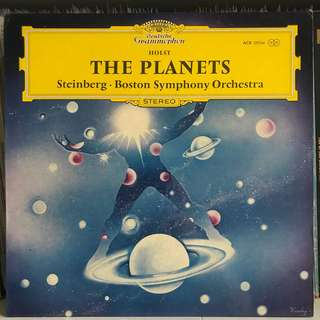Holst The Planets Steinberg DG ACB 00104