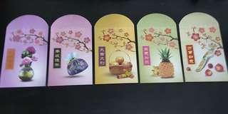 No260 Ang Pow Packets Tan Chong #wincookies