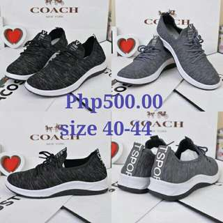 MEN'S COACH SHOES