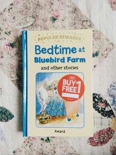 Bedtime at Bluebird Farm