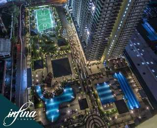 INFINA TOWES BY DMCI HOMES