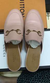 Authentic Gucci Princetown -markdown price-