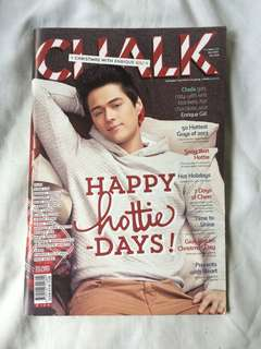 Chalk Magazine presents Christmas with Enrique Gil