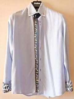 Kemeja Zara (ada list motif batiknya)