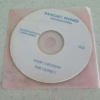 Magic ring instructions VCD