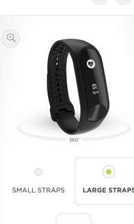 TomTom Cardio fitness tracked