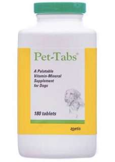 Pet-tabs 180 tablets